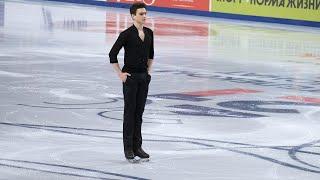 Makar Ignatov Russian Nationals 2021 SP Макар Игнатов ЧР 2021 КП 24 12 2020