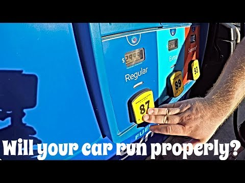 Can You Use Regular Octane Gas In A Honda Civic Si?
