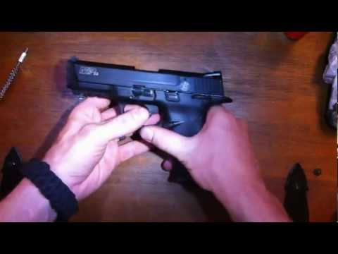 How to Clean and Disassemble the S&W M&P22