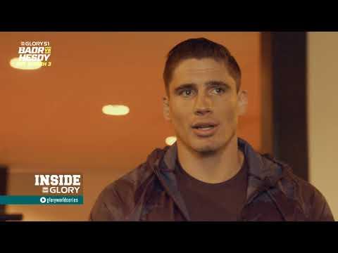 GLORY 51: Rico Verhoeven Breaks Down Badr vs. Hesdy