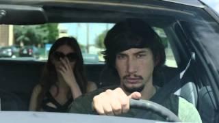 Girls HBO - Maroon 5 & car scene-