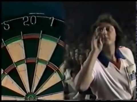 England vs. America - 1980 BDO Nations Cup FINAL
