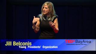 Succeed like a man, lead like a woman! Jill Belconis at TEDxBayArea