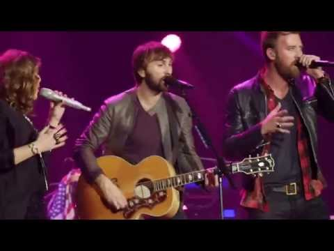 Lady Antebellum - Our kind of love Live (HD)