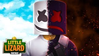 IS MARSHMELLO GOOD OR EVIL??? - Fortnite Short Films