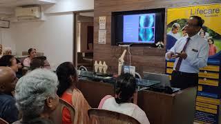 Interactive Workshop - Knee Pain & Its Management by Dr. JP Jain