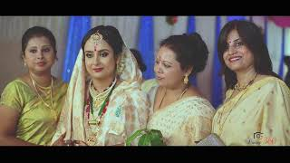 Assamese Wedding Cinematic Trailer    Debashish Weds Tribeni   