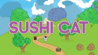 Мультик про кота: Суши Кот | Sushi Cat - GF4Y.COM