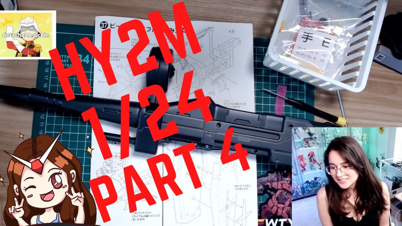 HY2M 1/24 Stream Part 4 (Finished!)