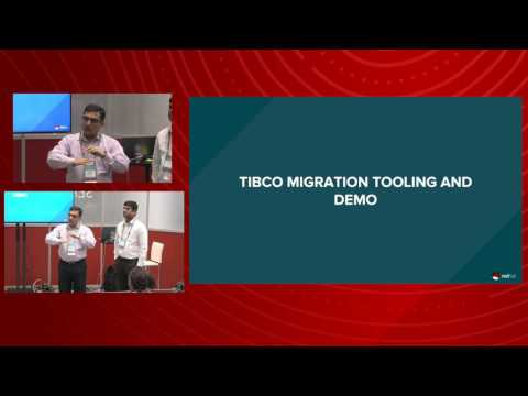 Converting a Tibco BusinessWorks application to Apache Camel