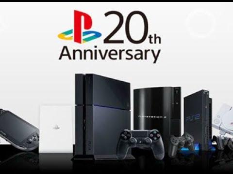 PlayStation, 20 aniversario