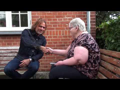 Interview med Mike Tramp På Folkestedet