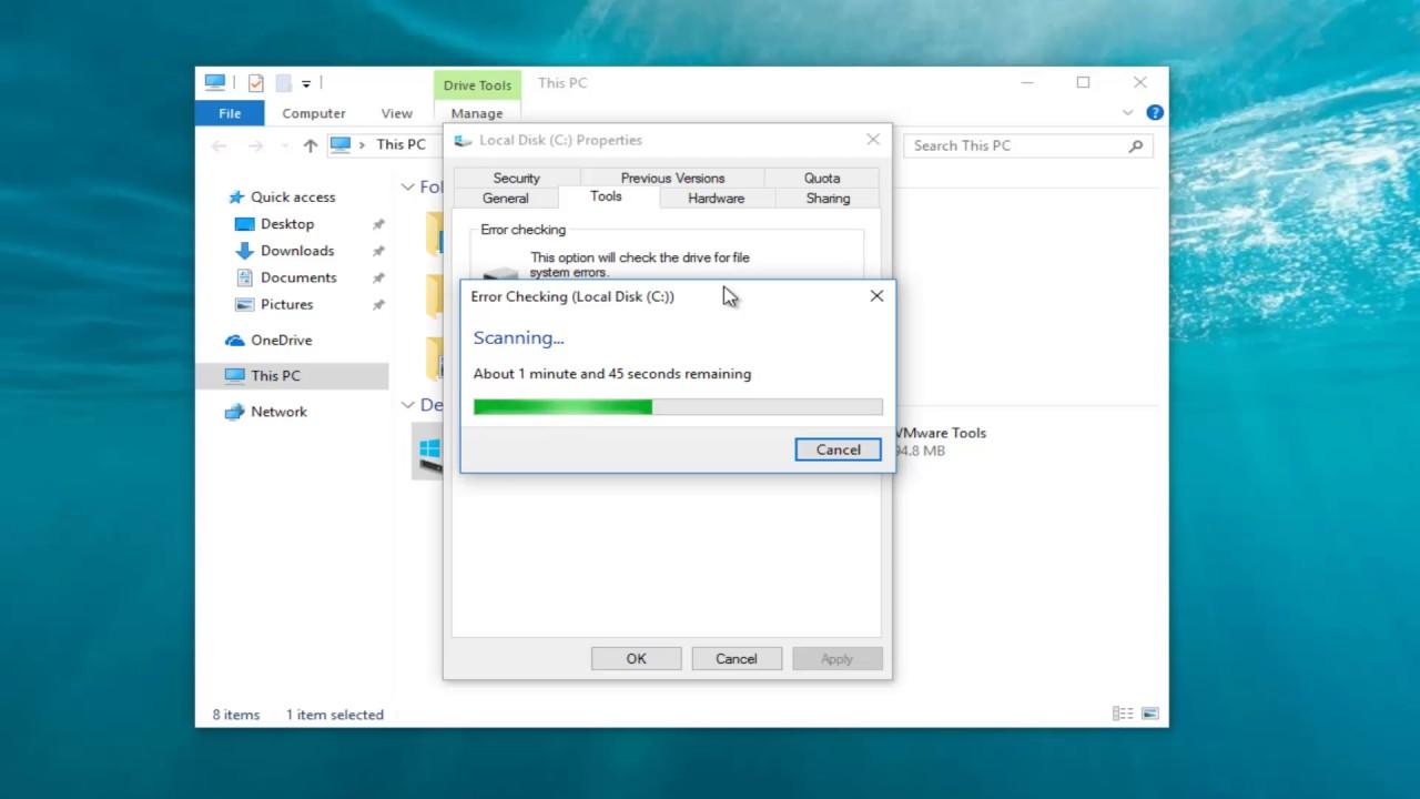 How To Fix Error 0x80070570 In Windows 10/8/7