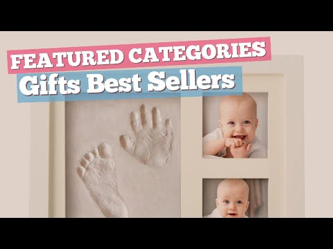Gifts Best Sellers Collection // Featured Categories