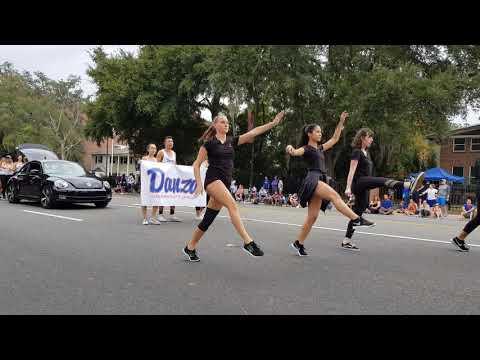 University of Florida - Homecoming 2018 - UF Danza, Passage Christian Academy, Camp Kesem