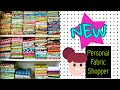 NEW! Stash in a Flash . . .  Personal Shopper for Quilt Shop Quality Fabrics!  Is There Value?