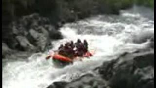 rafting EN CORSE AVEC AQUA CORSA AVENTURE by IN TERRA CORSA