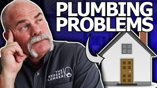Most Common Plumbing Problems and How to Fix Them | DIY Plumbing