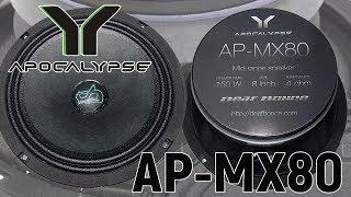 Обзор Apocalypse AP-MX80. Отзыв. Рекомендации.