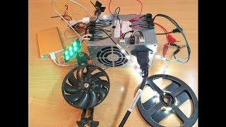 Robot Adjustable 1 30V Laboratory Power Supply — VACA