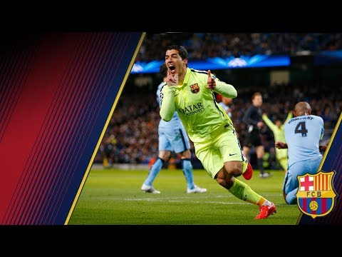 Najpiękniejsze Bramki FC Barcelony cz.1 ᴴᴰ