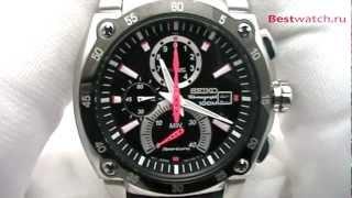 Обзор мужских часов Seiko Sportura SPC003P
