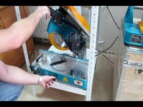 видео: Комплект оборудования для производства окон