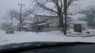 Point Lookout, NY  Snow Storm  *Hug Real Estate