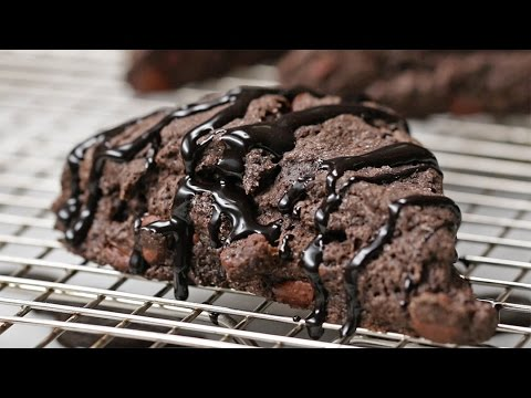 This Triple Chocolate Scone Is Just Too Good To Be True