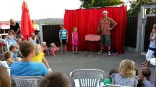 Steve Hart på Terrassen Camping Part4