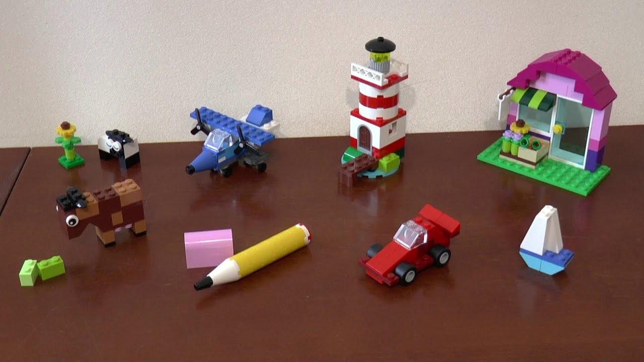 √ LEGO LEGO Creative Bricks Instructions 10692, Classic