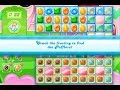 Candy Crush Jelly Saga Level 1257 (3 stars, No boosters)