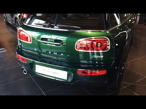 Mini Cooper Clubman 2018 Interior And Exterior Youtube