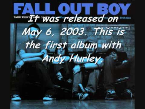 Fall Out Boy's History
