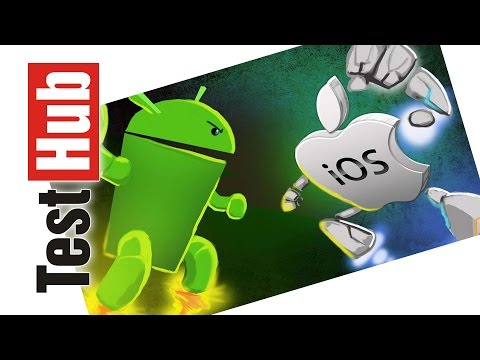 Przesiadka na iPhone czyli iOS vs Android