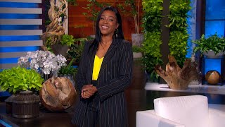 Tiffany Haddish Shares the Common Thread with Her Life Updates