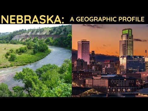 Nebraska: A Geographic Profile