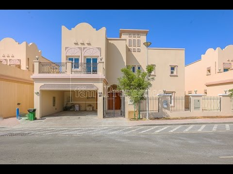 Jumeirah Village Triangle - 5 Bedroom Villas For Rent in Dubai