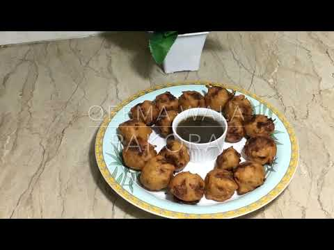 Qeema wala Pakora | Urdu | Cooking hands