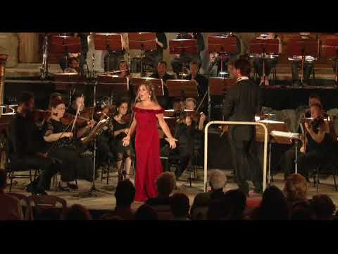 Ekin Su Paker - Je veux vivre   İzmir State Opera and Ballet Orchestra - Conductor: İbrahim Yazıcı