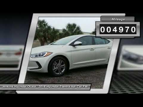 2018 Hyundai Elantra Ocala Florida Y3745