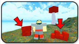 How To Get Adurite And Fire Hide - Roblox Booga Booga