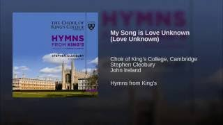 my song is love unknown love unknown