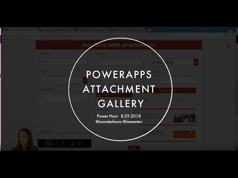 SharePoint Power Hour: PowerApps Attachment Gallery