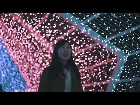『京都イルミネーション シナスタジアヒルズ』 に2019年11月1日 新エリアが誕生!