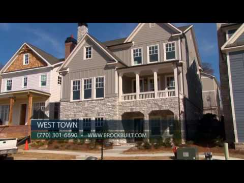 Hot New Homes at West Town in West Midtown