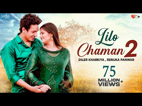 Lilo Chaman 2 | Diler Kharkiya | Anjali Raghav | Renuka |  A True Love Story | Dil Music