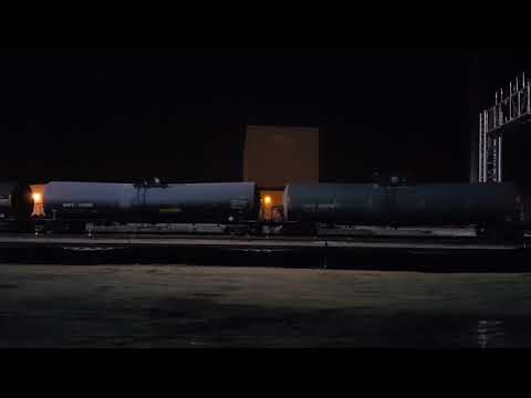 BNSF / Norfolk Southern General Freight Tulsa, OK 10/5/17 vid 17 of 17