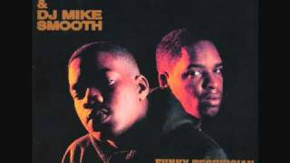 Lord Finesse & DJ Mike Smooth - Back to Back Rhyming