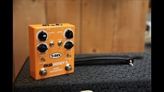 T-Rex Mudhoney II | Haar Guitars Demo